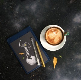 Coffee and ArtCard