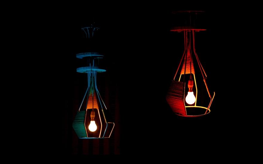Funnel Lamp 2