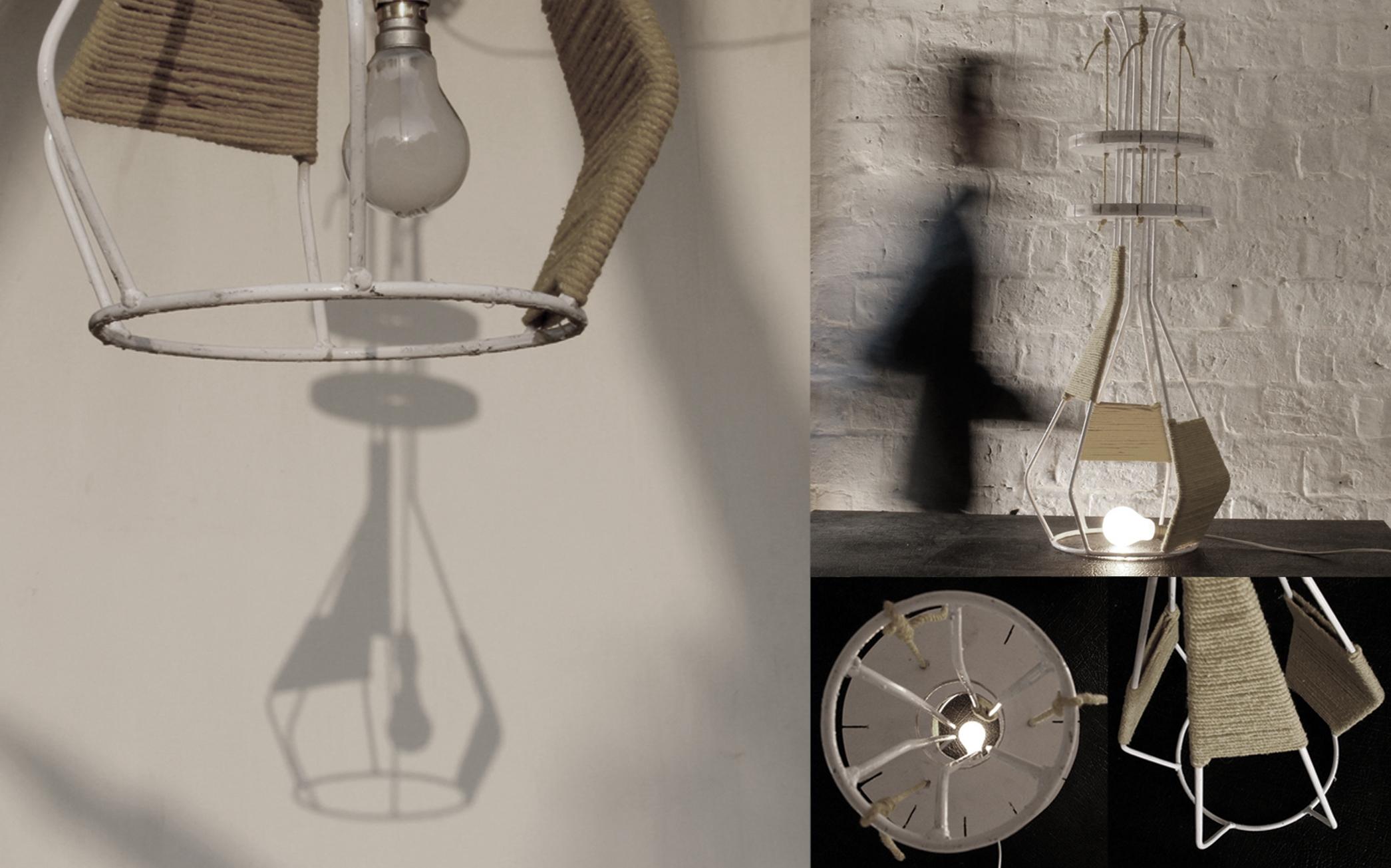 Funnel Lamp 3
