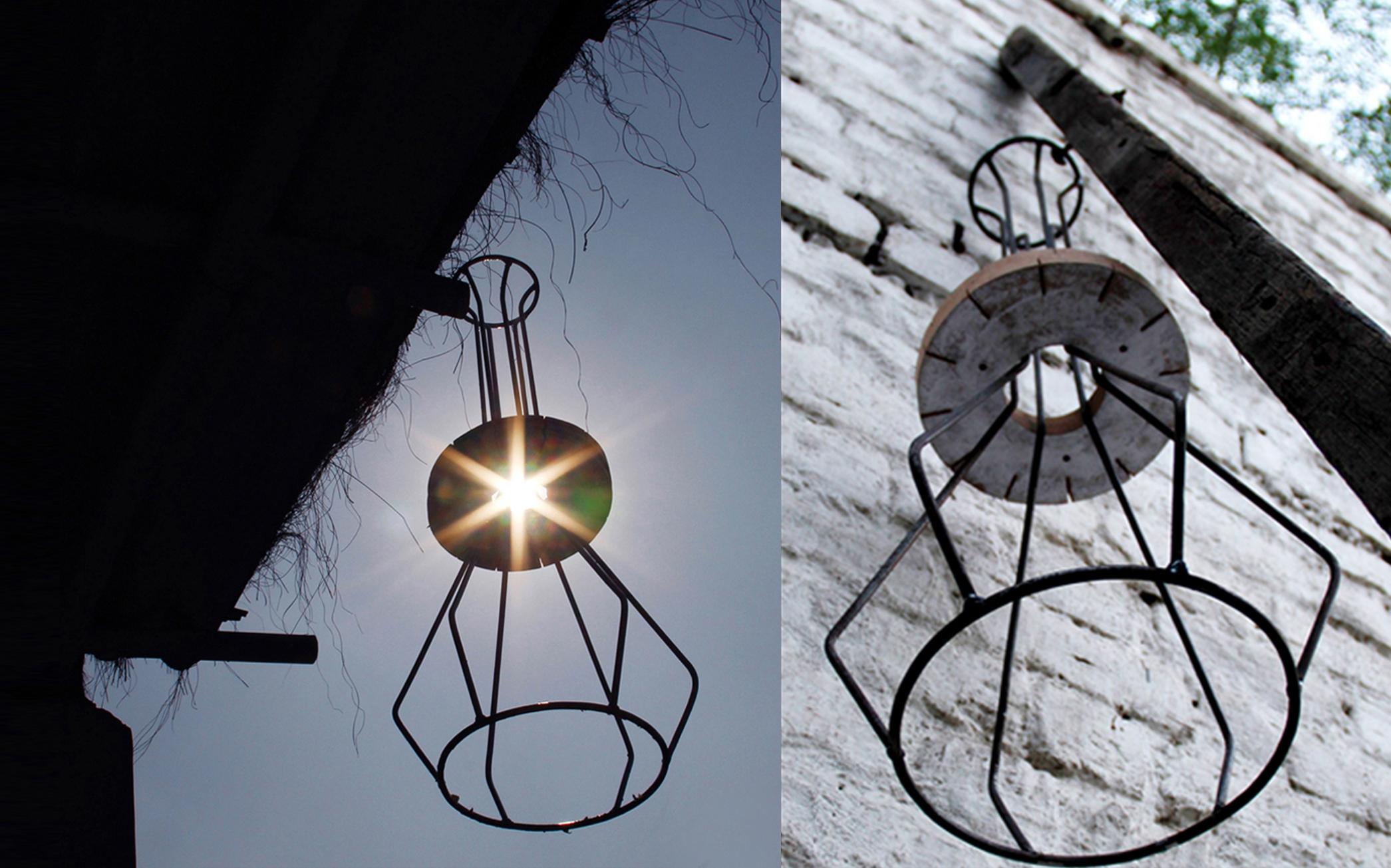 Funnel Lamp 4