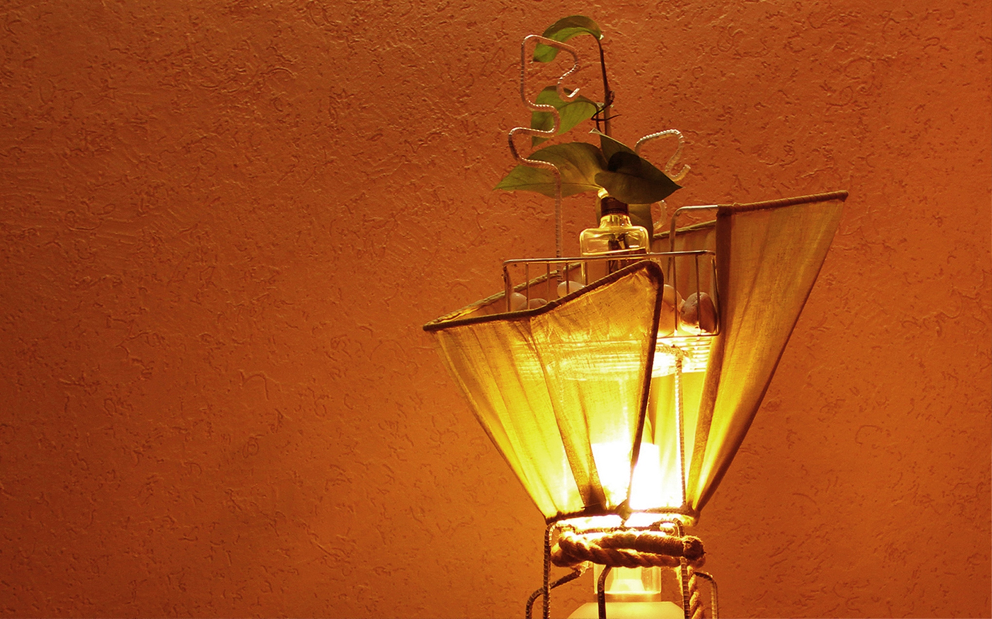 Planter Lamp 2