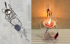 Skeleton Lamp 1