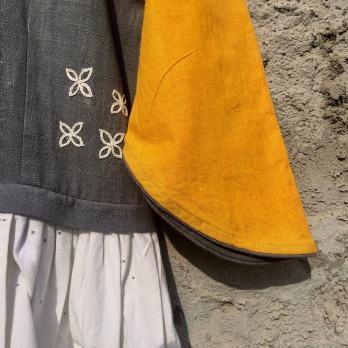 Yellow Fly Kurta 06