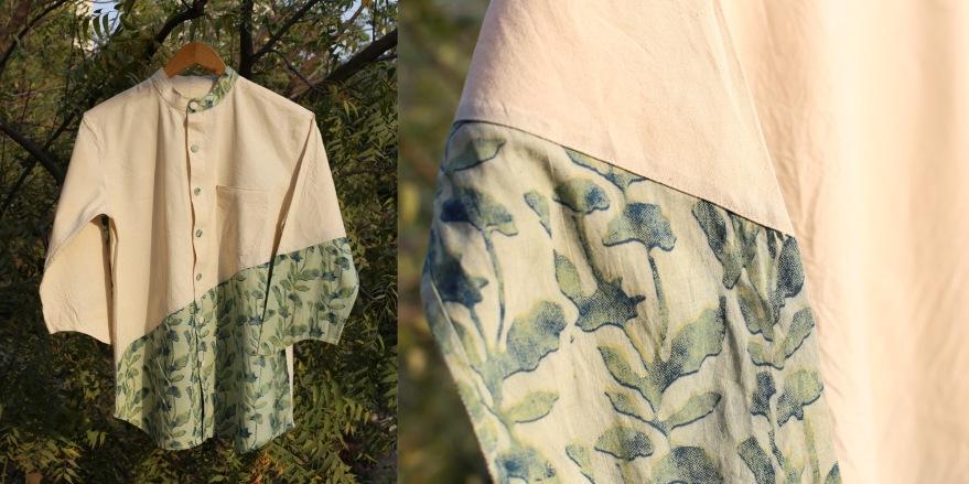 Green Floral Shirt 01