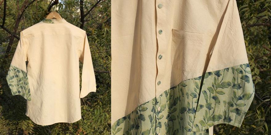Green Floral Shirt 02