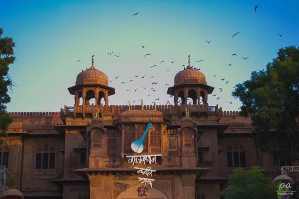 Rajasthan Kabir Yatra _Stage Design _daras1