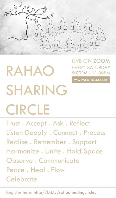 Rahao Sharing Circle